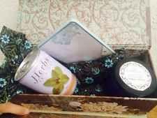 Gift Basket - handmade - Herbal/Aromatherapy - Body Cream - Mint