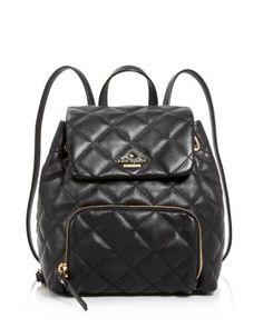 49bf0a33b7 kate spade new york Jessa Quilted Mini Backpack - 100% Exclusive Handbags -  Backpacks   Weekenders - Bloomingdale s