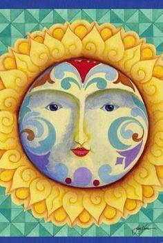 Sun-Garden-Flag-by-Jim-Shore-Sunface-Tuscan-Evergreen-12-5-x-18