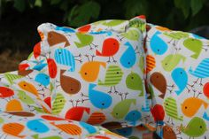 Shopping Cart Cover  Use Choose the Fabric  by ThreeLittleMiracles, $85.00