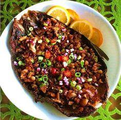 Crispy Bangus Sisig with Skin - Mama's Guide Recipes Cantaloupe Recipes, Radish Recipes, Sisig Recipe Philippines, Seafood Recipes, Gnocchi Recipes, Pork Recipes, Recipies, Filipino Recipes, Filipino Food
