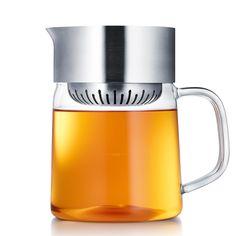 Teezubereiter Glas TEA-JANE