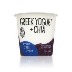 Greek Yogurt + Chia