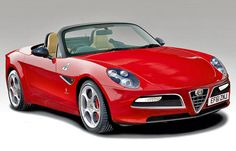 The Alfa Romeo Spider is one of the more romantic roadsters out there. It was never the most dynamically able, and the most recent iteration was clear proof that Alfa tends to prefer style over substance when it comes to sports cars. However thanks to a joint venture between Mazda and Alfa, which will see ...Continue reading '2015 Alfa Romeo Spider Speculated' »