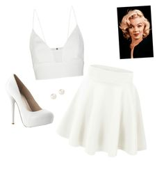 """""""Modern Marilyn"""" by hanakdudley ❤ liked on Polyvore featuring Narciso Rodriguez, Accessorize and modern"""