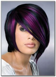 Two Tone Hair Color Ideas 2013
