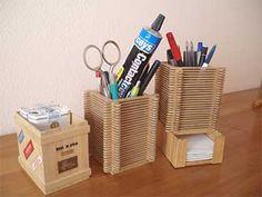 Set de escritorio on 1001 Consejos  http://www.1001consejos.com/social-gallery/set-de-escritorio