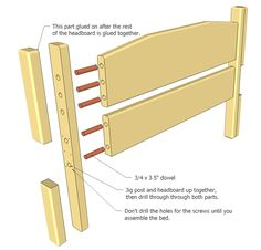 Decorate your room in a new style with murphy bed plans Bed Frame Plans, Loft Bed Plans, Murphy Bed Plans, Diy Bed Frame, Diy Toddler Bed, Kids Bed Frames, Bedding Master Bedroom, Gray Bedding, Purple Bedding