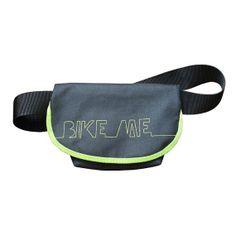 BIKE ME waterproof bike hip bag bike bag cycling by lukola on Etsy, $42.00