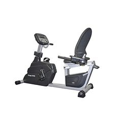 Fitnex Recumbent Light Commercial Exercise Bike - Fitnex's flagship model with commercial-grade performance in a home-friendly design 2 large, easy-to-read LED displays show pulse, speed, time,. Exercise Bike For Sale, Exercise Bike Reviews, Home Gym Exercises, Gym Workouts, Best Recumbent Exercise Bike, Good Treadmills, Bikes For Sale, At Home Gym, No Equipment Workout