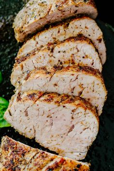 Baked pork tenderloin is one of our most popular recipes - for good reason! It's so easy, incredibly juicy and so flavorful! A Pork Tenderloin video recipe
