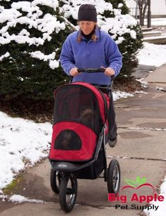 Pet Gear Jogger Outdoor Dog Strollers are Quality Transport for Dogs on the Go