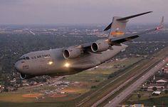 Boeing Promociona los Últimos 12 C-17 Globemaster III en el Mercado Internacional