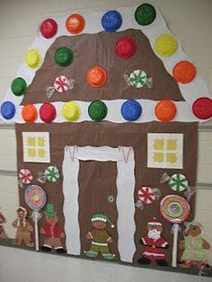 door to classroom