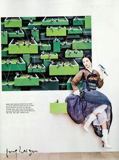 Hanbok | Vogue Korea