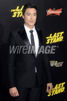 Producer Daniel Henney arrives for...