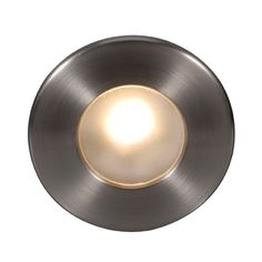 WAC LEDme Step & Wall Lights - Brand Lighting Discount Lighting - Call Brand Lighting Sales to ask for your best price! Led Step Lights, Basement Flooring Options, Recessed Downlights, The Light Is Coming, Hall Lighting, Round Design, Discount Lighting, Lighting Solutions, White Light