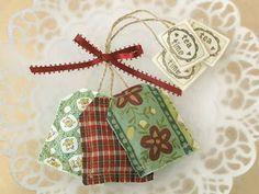Bellart Atelier: Saquinhos de chá em patchwork.