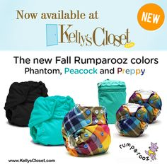 Save 10-15% off select Rumparooz and EcoPosh cloth diapers, covers, wet bags, and accessories. Black Friday-Cyber Monday www.kellyscloset.com #bfbuzzzzz