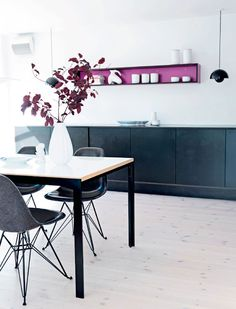A colourful and funky home - NordicDesign