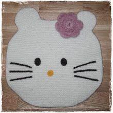 Hello Kitty, Kids Rugs, Barn, Knitting, Diy, Fictional Characters, Decor, Long Scarf, Converted Barn