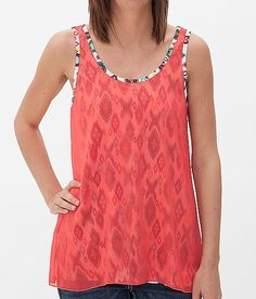 Daytrip Southwestern Print Tank Top at Buckle.com