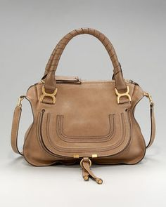 Chloe Marcie Shoulder Bag Medium Chloé