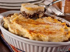 Easy Cottage Pie - A comfort food favorite that's ready in only 30 minutes!