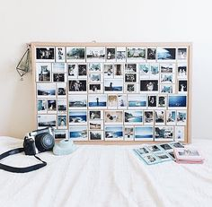 New wall photos polaroid display ideas 63 IdeasYou can find Polaroid and more on our website.New wall photos polaroid display ideas 63 Ideas Ideas For Room Decoration, Decoration Tumblr, Room Ideas, Decorations, Photo Polaroid, Polaroid Wall, Polaroid Collage, Polaroid Cameras, Wall Collage