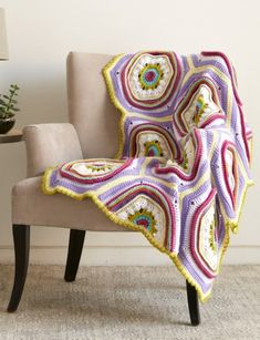 New Patterns to Crochet from Your Favorite Yarn Suppliers – Part Two – Grandmother's Pattern Book