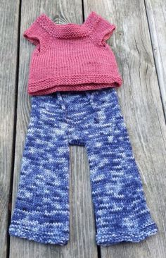 Wool Longies and Top Set 912 months by twistedfate on Etsy, $65.00