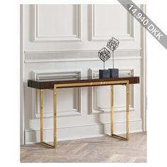 Interlude OSIA VENEER CONSOLE TABLE