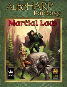 AutoHARP Fantasy: Martial Law - Expansion for High Adventure Role Playing e-support package.