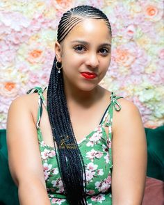black braided hairstyles tribal condrows Make up Tint & wax Individual lashes _________________________________________________________ Braided Cornrow Hairstyles, Ghana Braids Hairstyles, Braids Hairstyles Pictures, Braided Hairstyles For Black Women, African Hairstyles, Hairstyles 2018, Black Girl Braids, Braids For Black Hair, Natural Hair Braids