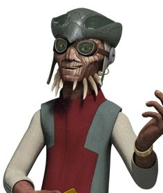 Hondo Ohnaka | Wookieepedia | FANDOM powered by Wikia