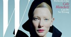 Exclusive: Stefano Tonchi on How W's Art and Fashion Issue Turned Cate Blanchett Into A Prince -&