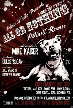 All or Nothing Pitbull Rescue