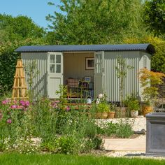 The perfect room in your garden