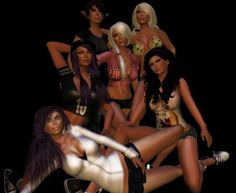 BCP - Good Times - Group Pose Varity Pack