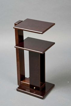 Bernd Goeckler, Inc. Tv Unit Furniture, Car Furniture, Home Decor Furniture, Furniture Projects, Metal Furniture, Furniture Design, Wood Shop Projects, Wooden Projects, Wood Table Design