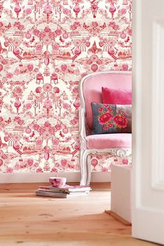 The Red Room: Home Sweet Home | ZsaZsa Bellagio - Like No Other