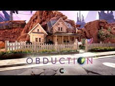 From the developers of Myst and Riven: Obduction Trailer.