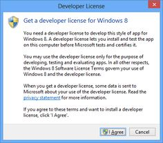 Building your Windows 8 app for test