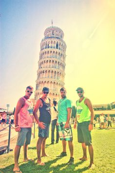 Bros and towers