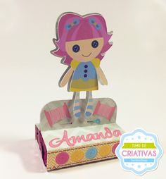 free studio DIY cut file to make Bis box and tutorial on how to decorate the box using print and cut Familia Peppa Pig, Lalaloopsy Party, Free Shapes, Free Studio, Silhouette Cameo, Free Silhouette, Party Accessories, Print And Cut, Cutting Files