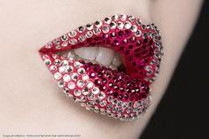 Diamond lips! Book 3 by Sarah Hair & Make-up Artist - #Vimity http://www.vimity.com/vip/sarah-hair-and-make-up-artist/portfolio/book-3/#