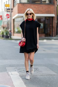 Summer Outfit Ideas 2016 | 30 Ways to Wear a  Black Dress @stylecaster