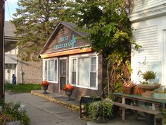 Essex Ice Cream Cafe in Essex, NY