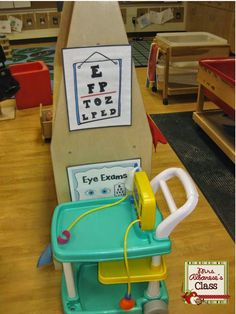 Doctor's Office - Dramatic Play