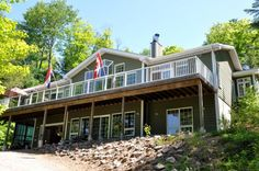 Cottage #304 for Rent on Echo Lake near Baysville in District of Muskoka Ontario